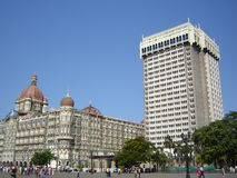 Taj Mahal Hotel Fotografia Stock Libera da Diritti