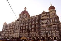Taj Mahal Hotel, Colaba, Mumbai Arkivbilder