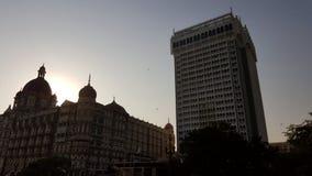 Taj Mahal Hotel, Colaba, Mumbai Royaltyfri Fotografi