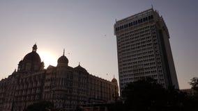 Taj Mahal Hotel, Colaba, Mumbai Fotografie Stock Libere da Diritti