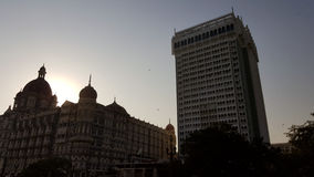 The Taj Mahal Hotel, Colaba, Mumbai Royalty Free Stock Photography
