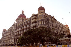 The Taj Mahal Hotel, Colaba, Mumbai Stock Images