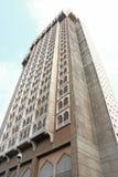 Taj mahal hotel die overzeese mumbai Bombay India onder ogen zien Stock Fotografie