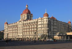 Taj Mahal Hotel, Mumbai Royalty Free Stock Image