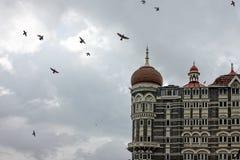 Taj Mahal Hotel Mumbai Fotografia Stock Libera da Diritti