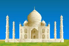 Taj Mahal Royalty Free Stock Photography