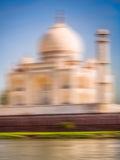 Taj Mahal impression Royalty Free Stock Image