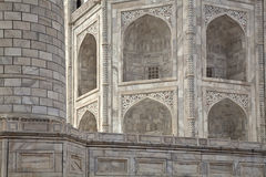 Taj Mahal, Inde Photo stock