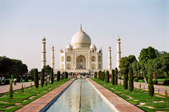 Free Taj Mahal, India Royalty Free Stock Photo - 12811065