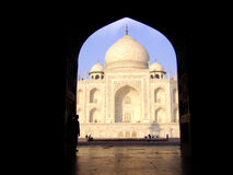 Taj Mahal - India Stock Photo
