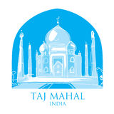 Taj Mahal India Stock Images