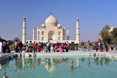 Taj Mahal India fotografia de stock royalty free