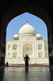 Taj Mahal, India Stock Photography
