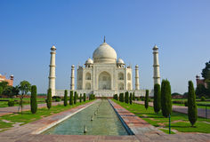 Taj Mahal, India Royalty Free Stock Images