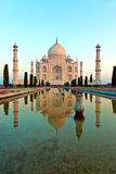 Taj Mahal in India Royalty Free Stock Images