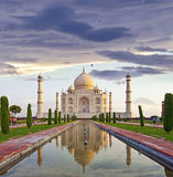 Taj Mahal - India Royalty Free Stock Photography