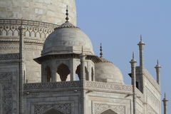 Taj Mahal in India Royalty Free Stock Photo