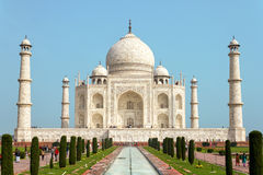 Taj Mahal, India Stock Foto