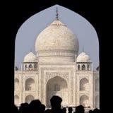 Taj Mahal, India Royalty-vrije Stock Foto