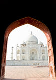 Taj Mahal, India, Agra Royalty Free Stock Images