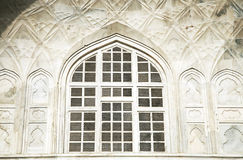 Taj Mahal in India, Agra Royalty Free Stock Photo