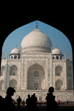 Taj Mahal,India Royalty Free Stock Images