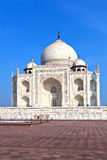 Taj Mahal in India Stock Photography
