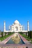Taj Mahal in India Royalty Free Stock Photo