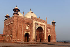 Taj Mahal in India Stock Photos