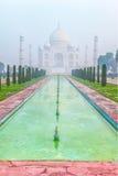 Taj Mahal in India Royalty Free Stock Photos