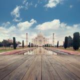 Taj Mahal India Stock Photography
