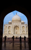 Taj Mahal of India Stock Images