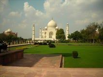 Taj Mahal Indien stockbilder