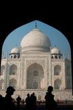 Taj Mahal, Indien Lizenzfreie Stockbilder