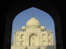 Taj Mahal Indien Lizenzfreies Stockfoto
