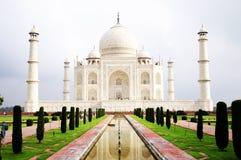 Taj Mahal, Indien Stockfotografie