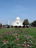 Taj Mahal, Indien lizenzfreies stockbild