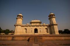 Taj Mahal komplex Agra Royaltyfri Fotografi