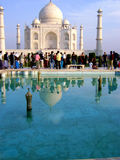 Taj Mahal - l'Inde photographie stock