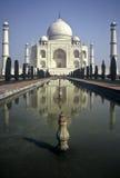Taj Mahal, la India Fotografía de archivo