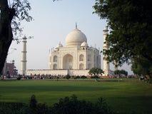 Taj Mahal, la India Imágenes de archivo libres de regalías