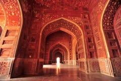 Taj Mahal la India Fotos de archivo libres de regalías