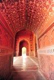 Taj Mahal la India Imágenes de archivo libres de regalías