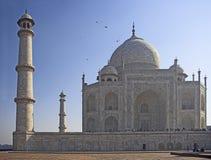 Taj Mahal, la India Fotos de archivo