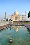 Taj Mahal la India Foto de archivo