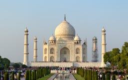Taj Mahal la India Imagen de archivo