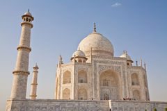 Taj Mahal located in Agra 11 Royalty Free Stock Images