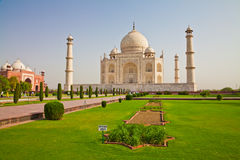 Taj Mahal located in Agra 20 Royalty Free Stock Photos