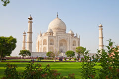 Taj Mahal located in Agra 6 Stock Photos