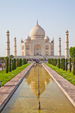 Taj Mahal located in Agra 8 Royalty Free Stock Images